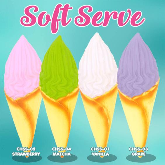 Chawa Soft Serve Ice Cream