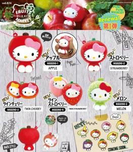 New Item Creative – Hello Kitty Fruit Market