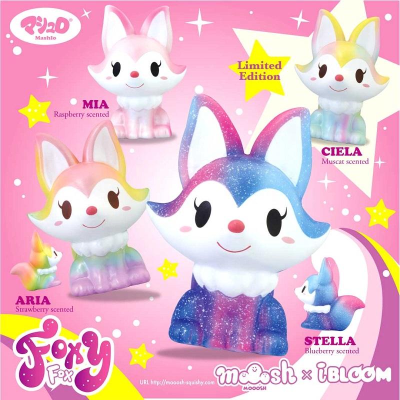 IBloom – Foxy Fox