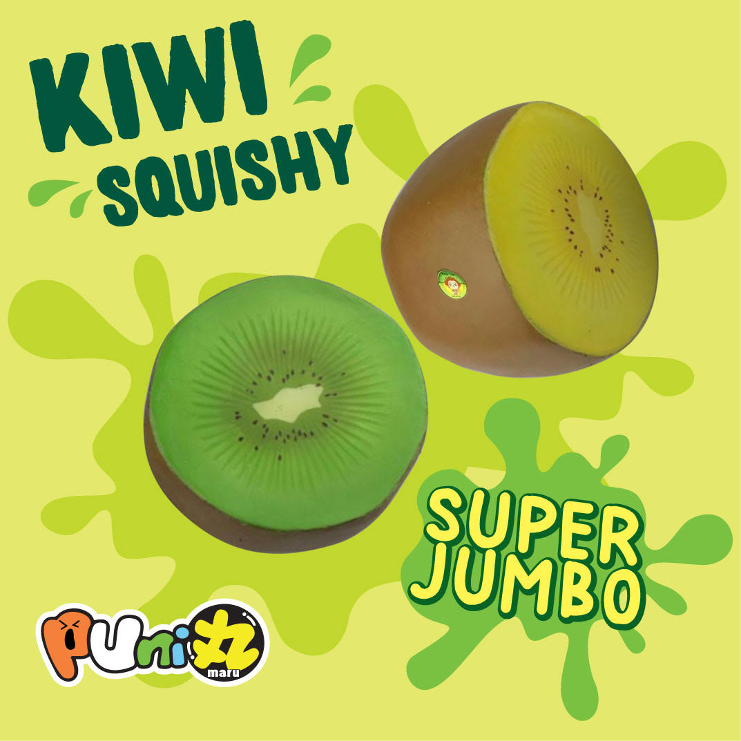 PuniMaru – Kiwi Squishy