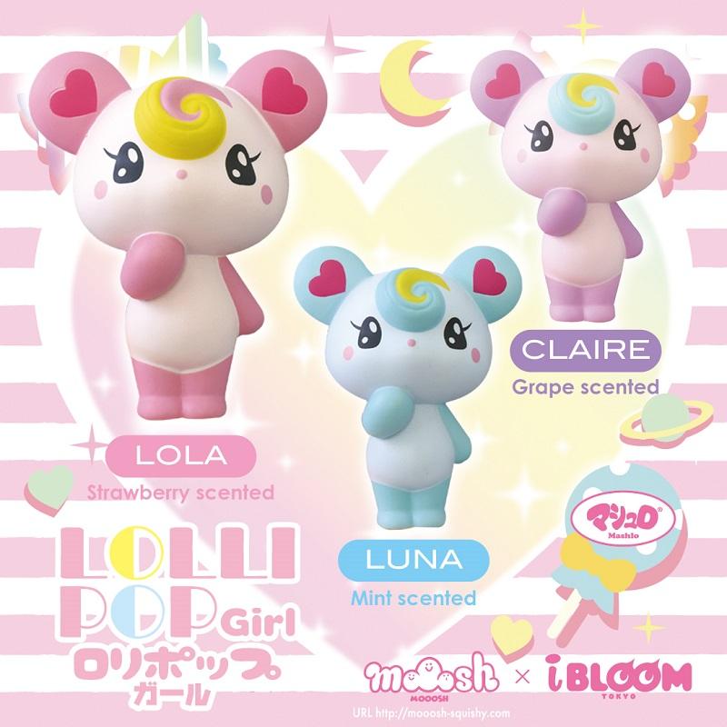 IBloom – Lolli Pop Girl
