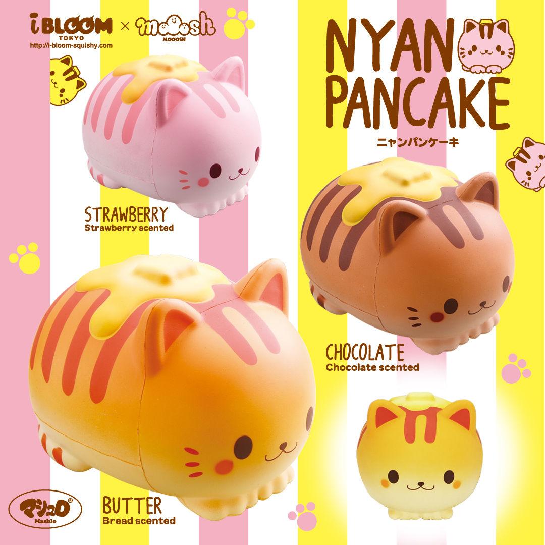 IBloom – Nyan Pancake