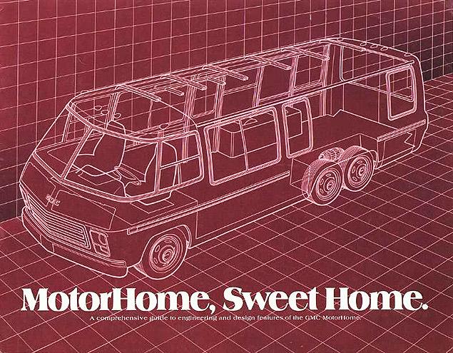 GMC Motorhome