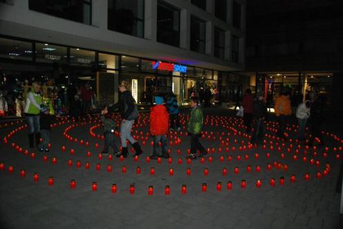 Lichterlabyrinth