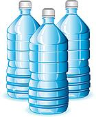 Image result for water bottles clip art