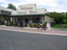 Bethanga General Store, 2012 Rally