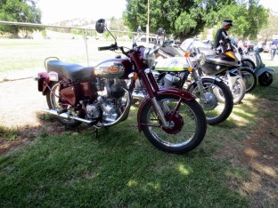 Royal Enfield, Bethanga 2014