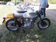 Andy White's Ducati, Bethanga 2014