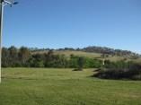 Clear blue sky, Bethanga 2012