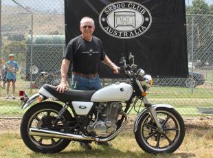 Denis Murphy's nice stockie, Bethanga 2011