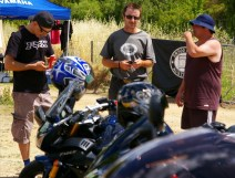 Ben(?), Chris & Matt, Bethanga 2013