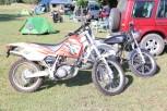 Yamaha TTR600, Bethanga 2015