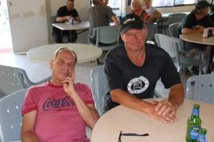 Manfred and Mark, Bethanga 2015