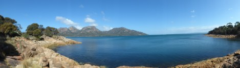 Great Lake (central, northern Tasmania).