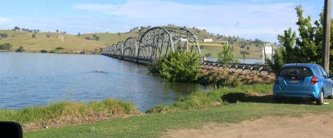 Lake Hume & Bethanga Bridge.