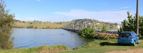 Lake Hume & Bethanga Bridge.