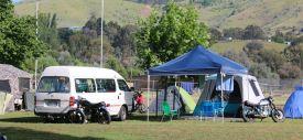 'Camp Ross', Bethanga 2016.