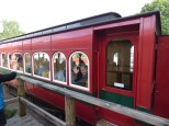 West Coast Wilderness Railway, Queenstown