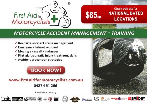First-Aid-for-Motorcyclists