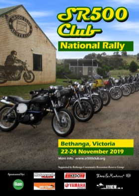 2019 Rally Poster