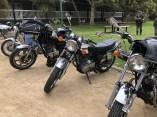 Mathew's SR500 at Flinders, 2020