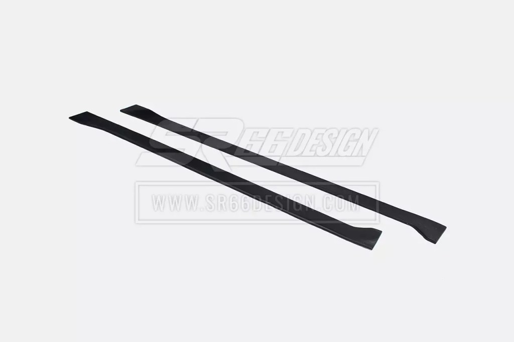 sideskirt splitters - Audi R8 SR66 wide body kit