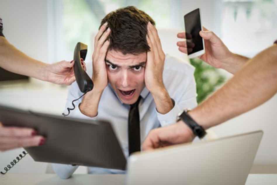 Quand les salariés tombent malades à cause d'un travail vide de sens…
