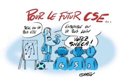 Elections CSE en Loire Haute-Loire et à CATS – Les résultats sont en ligne
