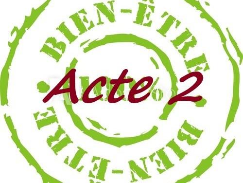 Conditions de travail, ACTE 2 : nous avons besoin de vous