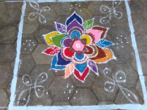 Kolam Competition,Pongal 16