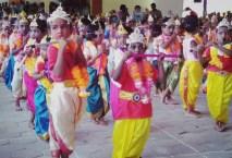 Maximum no of Kids Dressed as Krishna