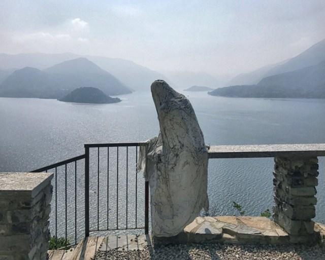 Cosa visitare sul Lago di Lecco? Il Castello di Vezio
