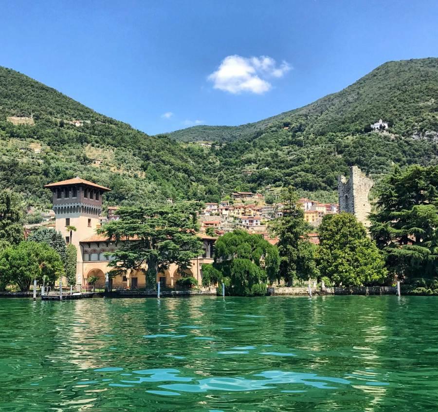 Il Lago di Iseo è una destinazione perfetta per un weekend sportivo in Lombardia
