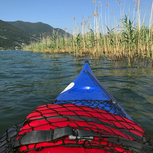 Il Lago di Iseo è perfetto per un weekend sportivo in Lombardia