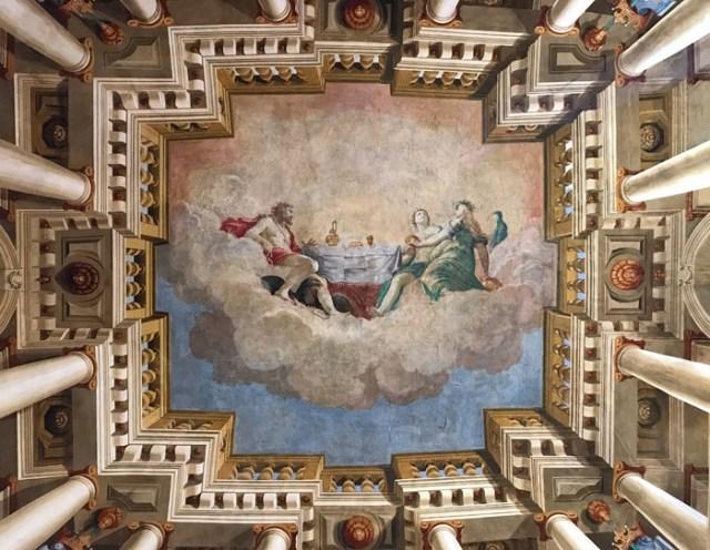 Il Palazzo Ducale di Sassuolo è da vedere visitando Modena e dintorni