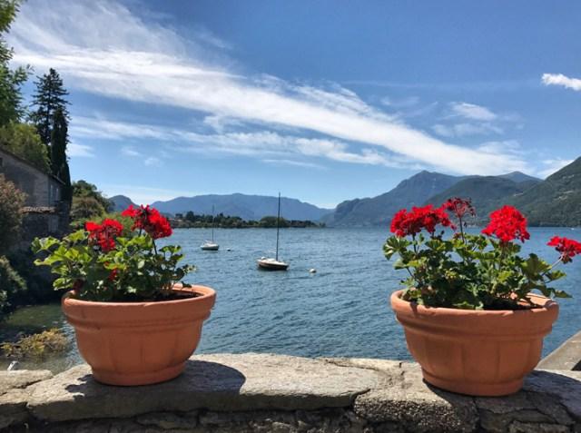 Una delle meraviglie nascoste da vedere del Lago di Como è Corenno Plinio