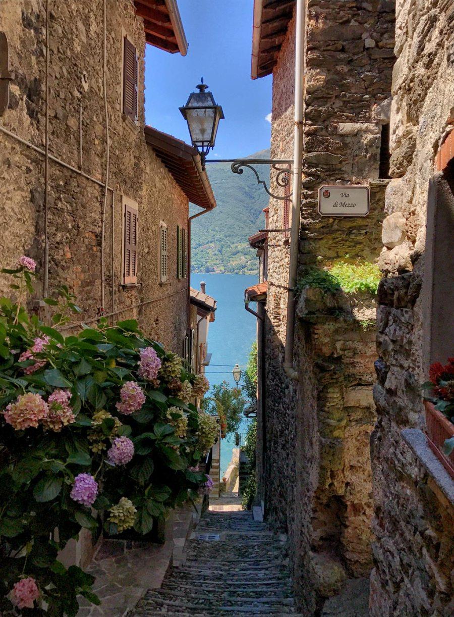 Parte alta del Lago di Como