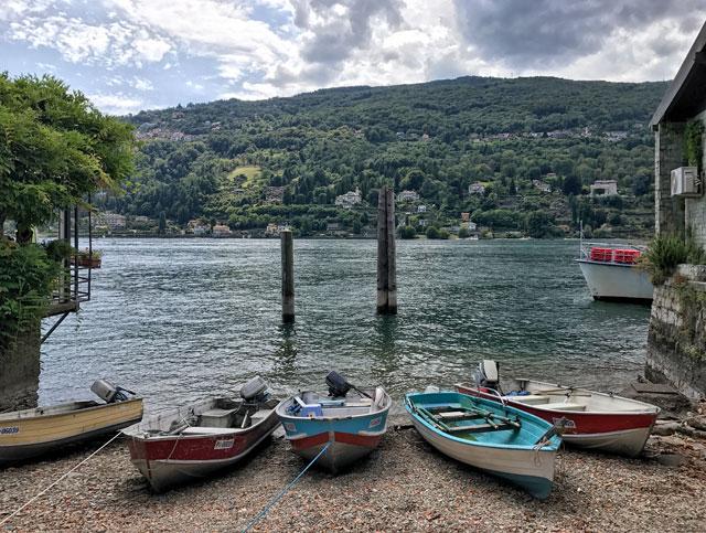 L'Isola dei pescatori è assolutamente da vedere quando si visita il Lago Maggiore