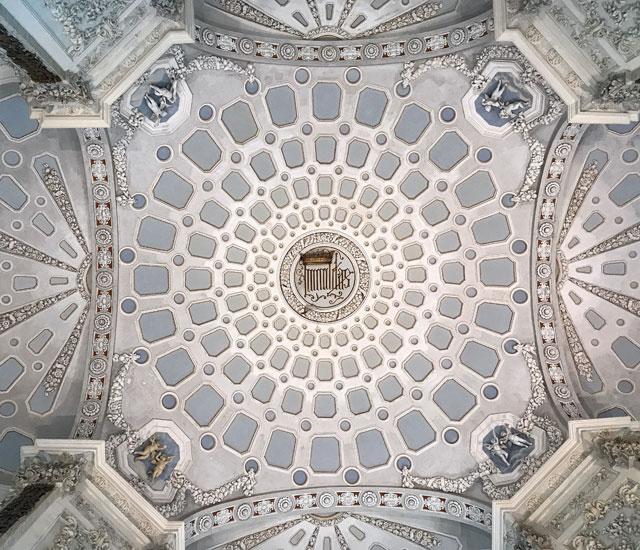 Il Salone Nuovo di Palazzo Borromeo all'Isola Bella è da vedere sul Lago Maggiore