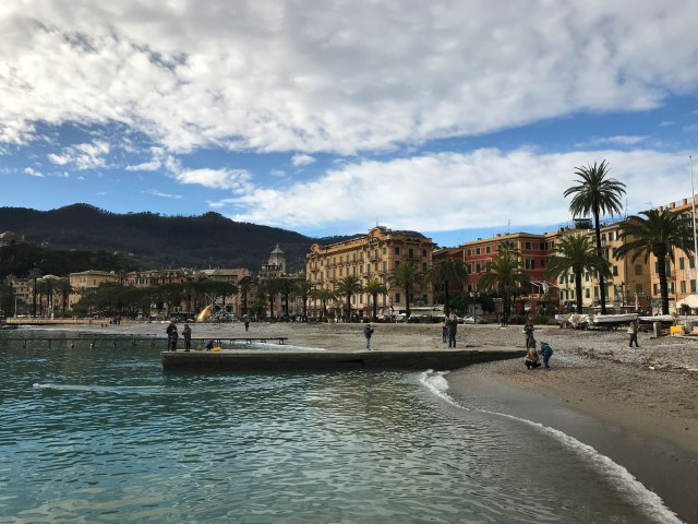 Santa Margherita Ligure è uno dei posti da visitare per un weekend di relax in Liguria