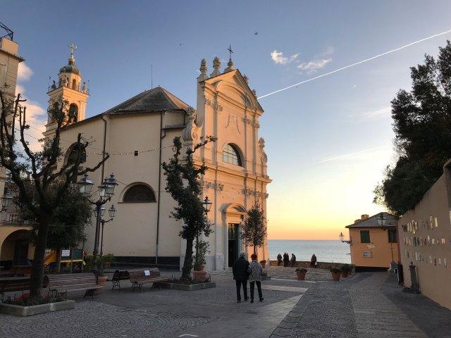 Bogliasco è uno dei posti da visitare in un weekend in Liguria