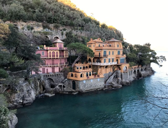 Portofino è uno dei posti da visitare in un weekend in Liguria