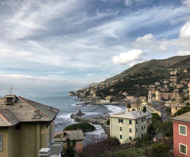 Uno dei posti da visitare in Liguria è certamente Recco e la vicina Camogli