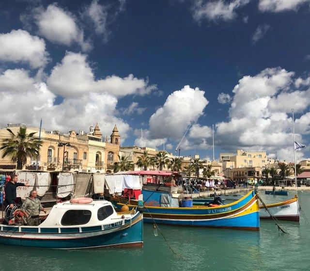 Cosa vedere a Malta? Senza dubbio il meraviglioso villaggio di Marsaxlokk