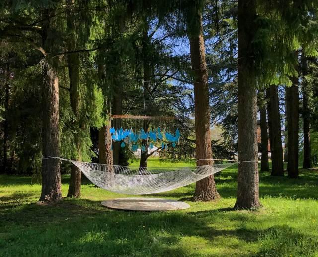 Ortinparco è la manifestazione regina del Parco delle Terme di Levico