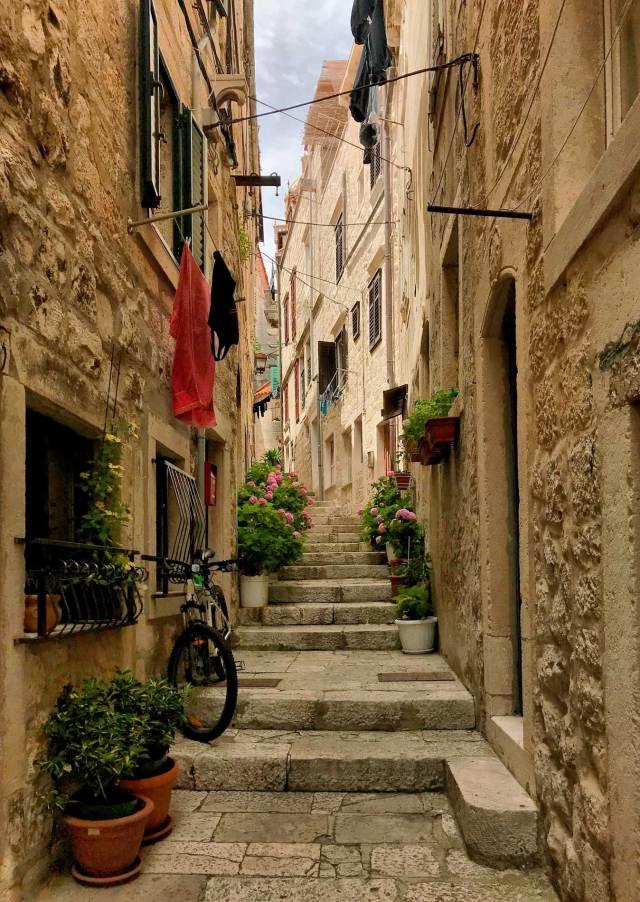 Korcula è un'altra città da visitare vicino a Dubrovnik!