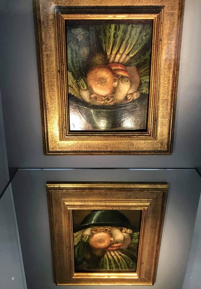 Visitare Cremona e i suoi capolavori: l'Ortolano di Giuseppe Arcimboldo