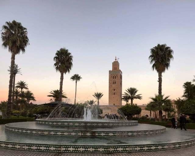 Cosa vedere a Marrakech? Di certo la Koutoubia, capolavoro arabo-moresco