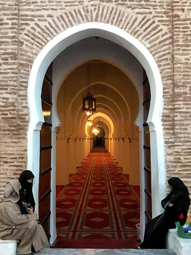 Cosa vedere a Marrakech? Di certo la moschea Koutoubia, il simbolo della città