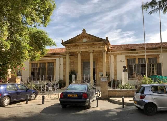 Nicosia a Cipro è una città disordinata e molto mediterranea